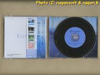 ★即決★ Missa Jphnouchi (城之内ミサ) / Friends -- 2000年発売アルバム。TBS系ドラマ「FRIENDS」サントラ盤。音楽は城之内ミサが担当_画像3