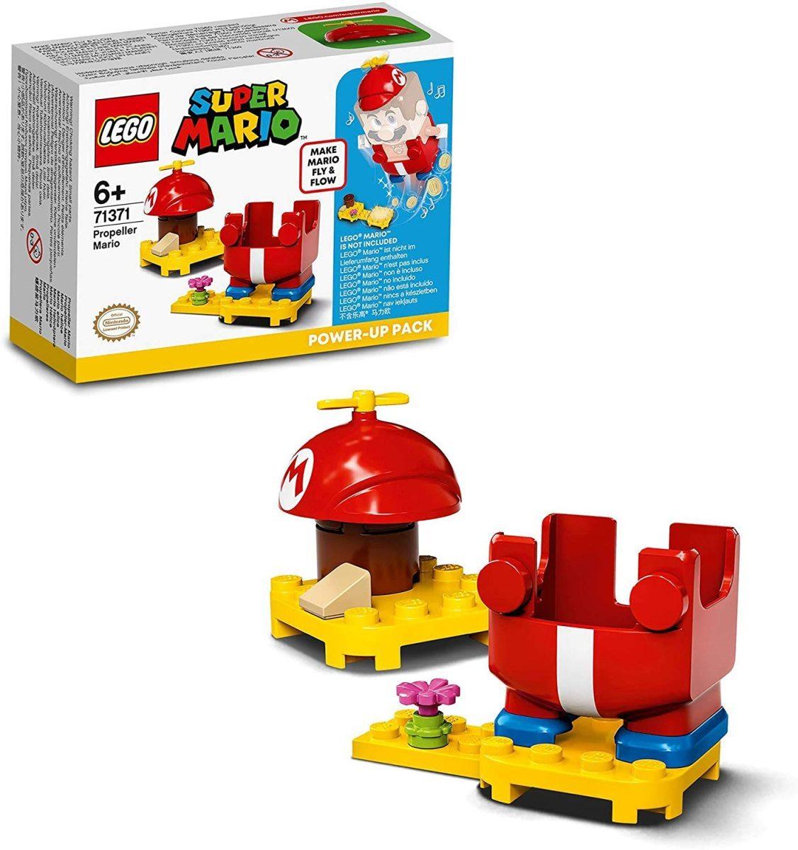 レゴ スーパーマリオ 71371 プロペラマリオ パワーアップ パック LEGO Super Mario_画像1