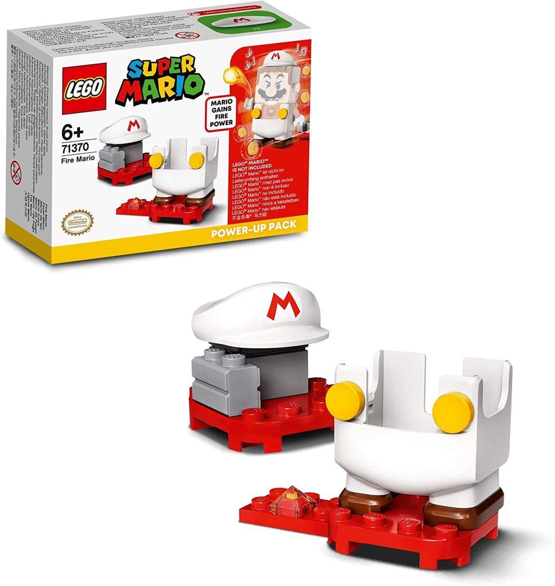 レゴ スーパーマリオ 71370 ファイアマリオ パワーアップ パック LEGO Super Mario_画像1