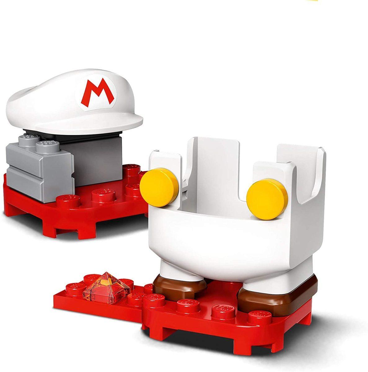レゴ スーパーマリオ 71370 ファイアマリオ パワーアップ パック LEGO Super Mario_画像2