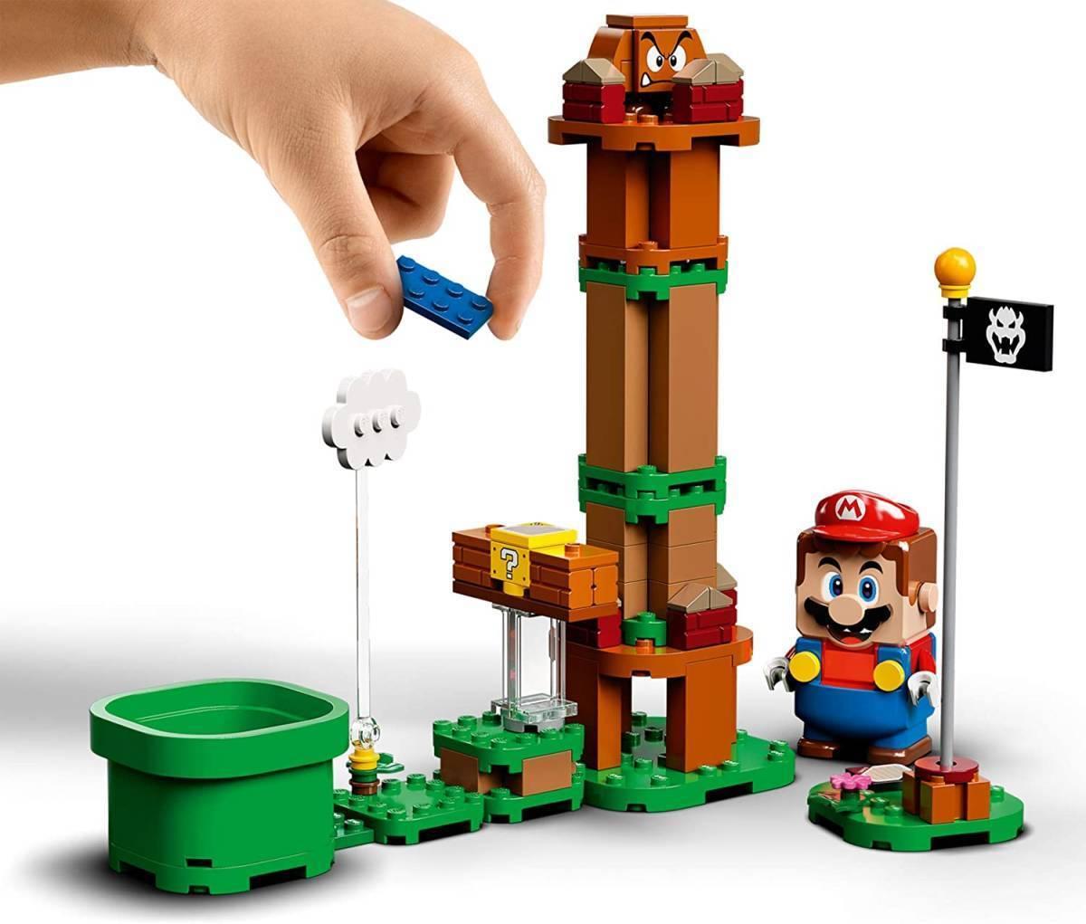 レゴ スーパーマリオ 71360 レゴ(R)マリオ と ぼうけんのはじまり ~ スターターセット LEGO Super Mario_画像6