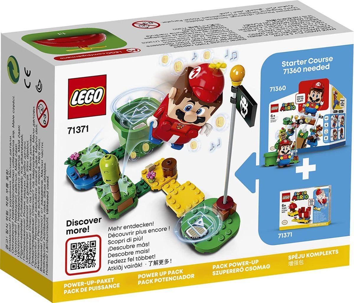 レゴ スーパーマリオ 71371 プロペラマリオ パワーアップ パック LEGO Super Mario_画像8