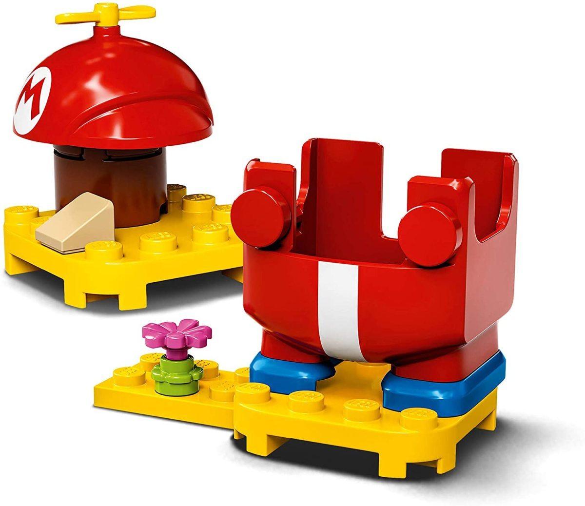 レゴ スーパーマリオ 71371 プロペラマリオ パワーアップ パック LEGO Super Mario_画像2
