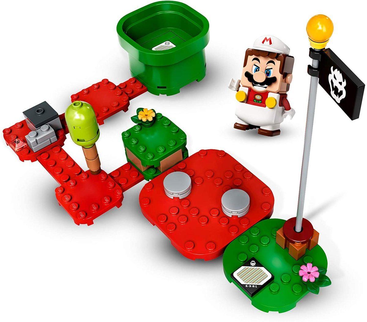レゴ スーパーマリオ 71370 ファイアマリオ パワーアップ パック LEGO Super Mario_画像5