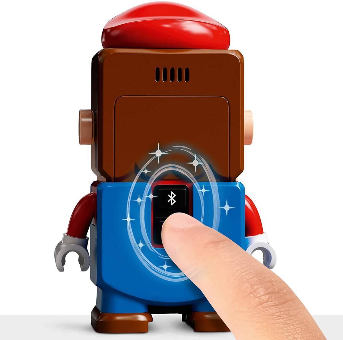 レゴ スーパーマリオ 71360 レゴ(R)マリオ と ぼうけんのはじまり ~ スターターセット LEGO Super Mario_画像3
