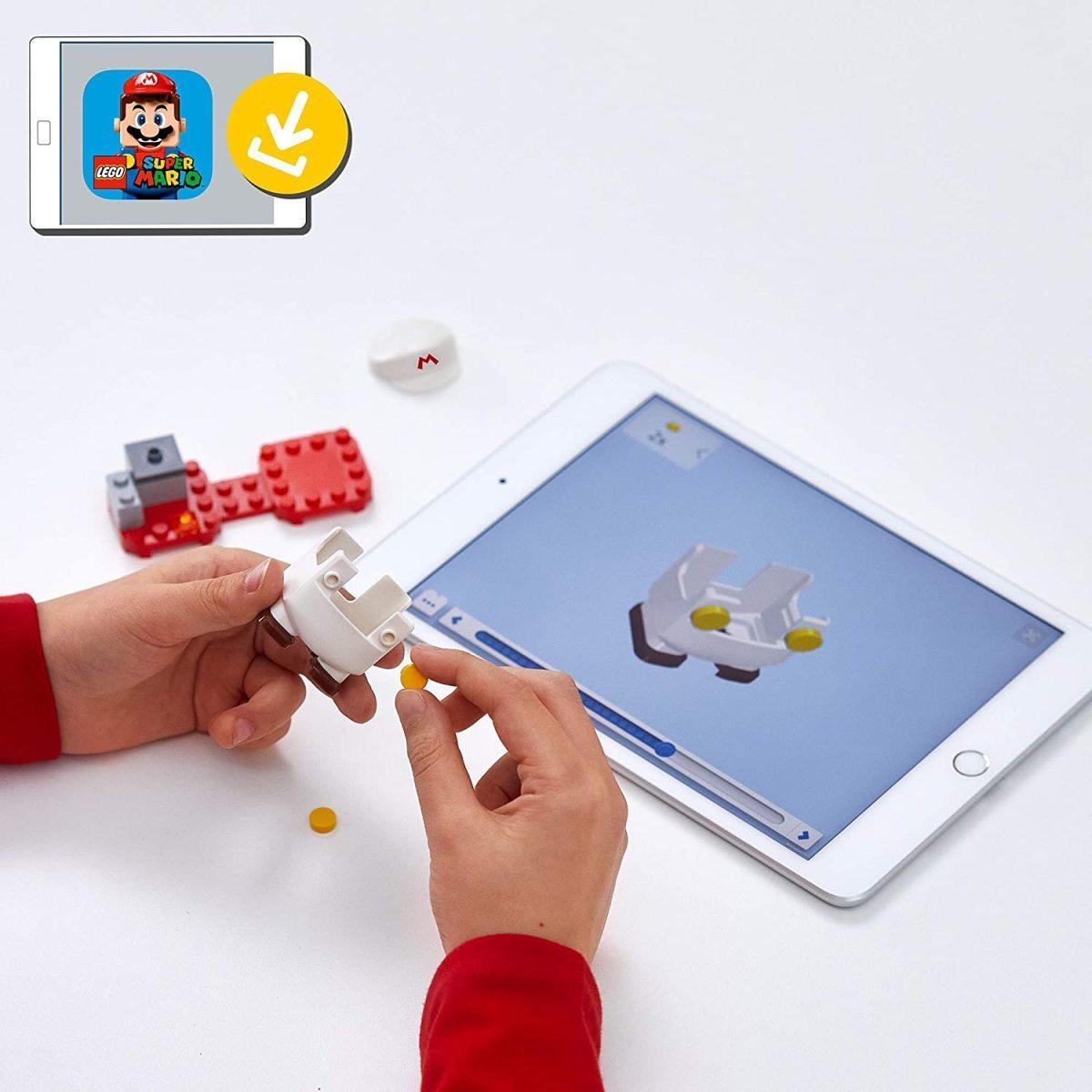 レゴ スーパーマリオ 71370 ファイアマリオ パワーアップ パック LEGO Super Mario_画像7