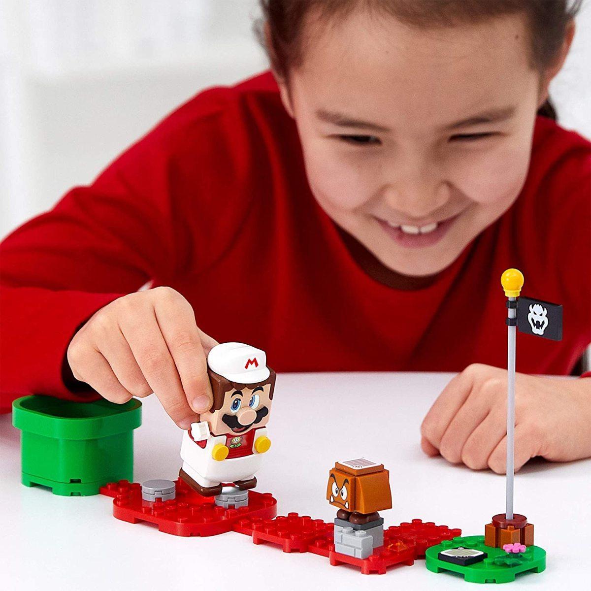 レゴ スーパーマリオ 71370 ファイアマリオ パワーアップ パック LEGO Super Mario_画像6