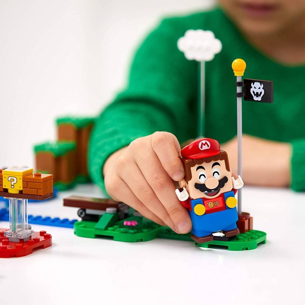 レゴ スーパーマリオ 71360 レゴ(R)マリオ と ぼうけんのはじまり ~ スターターセット LEGO Super Mario_画像7