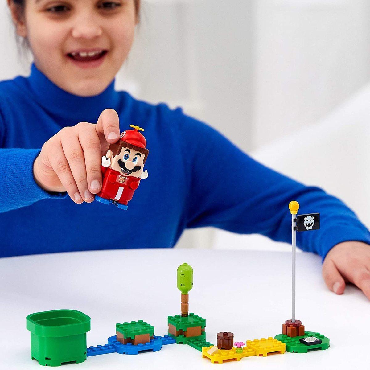 レゴ スーパーマリオ 71371 プロペラマリオ パワーアップ パック LEGO Super Mario_画像6