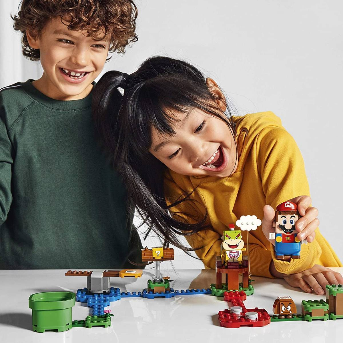 レゴ スーパーマリオ 71360 レゴ(R)マリオ と ぼうけんのはじまり ~ スターターセット LEGO Super Mario_画像9