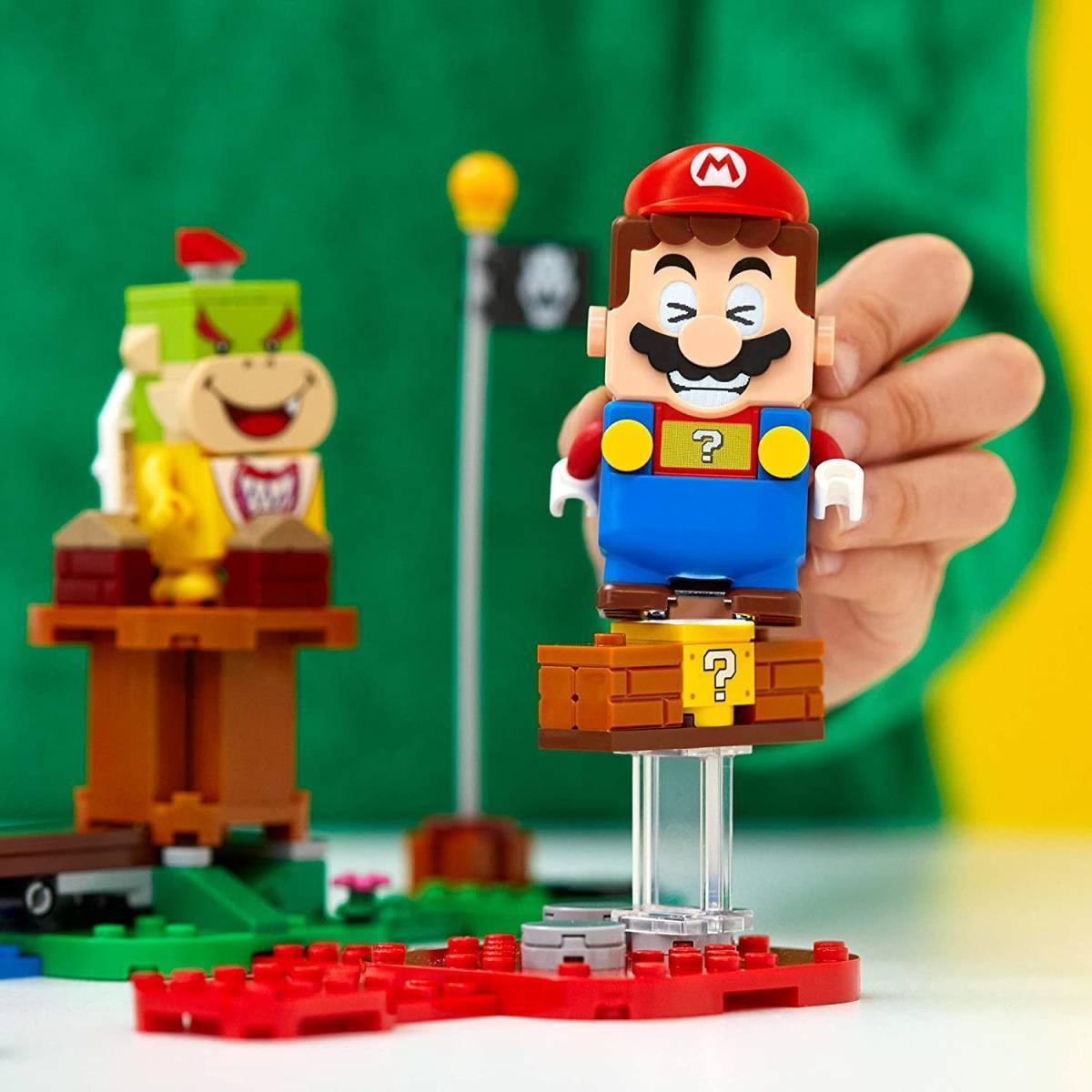 レゴ スーパーマリオ 71360 レゴ(R)マリオ と ぼうけんのはじまり ~ スターターセット LEGO Super Mario_画像8