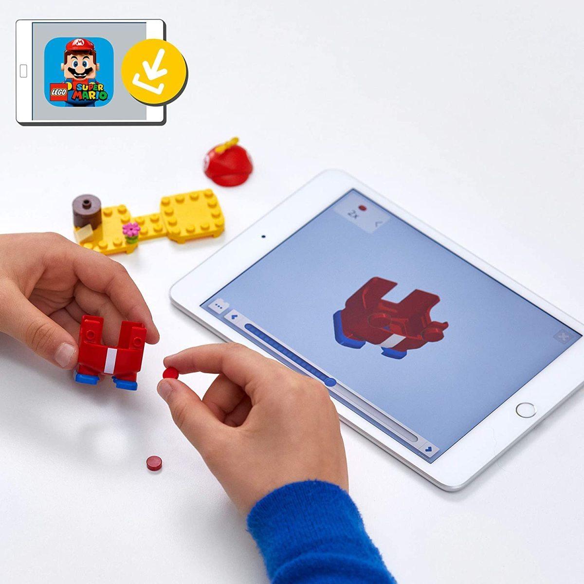 レゴ スーパーマリオ 71371 プロペラマリオ パワーアップ パック LEGO Super Mario_画像7