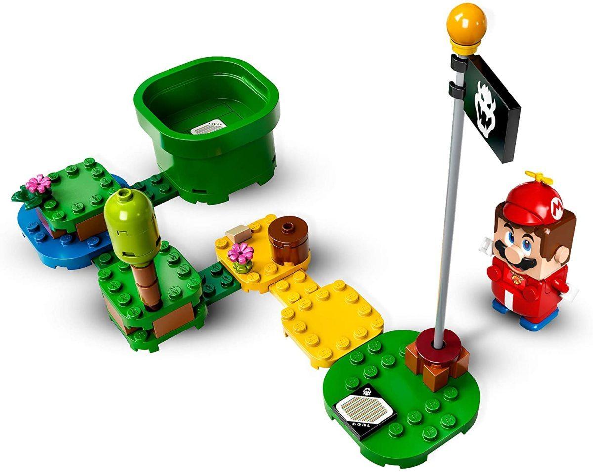レゴ スーパーマリオ 71371 プロペラマリオ パワーアップ パック LEGO Super Mario_画像5