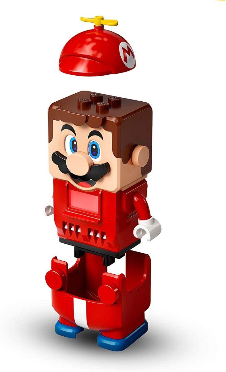 レゴ スーパーマリオ 71371 プロペラマリオ パワーアップ パック LEGO Super Mario_画像3