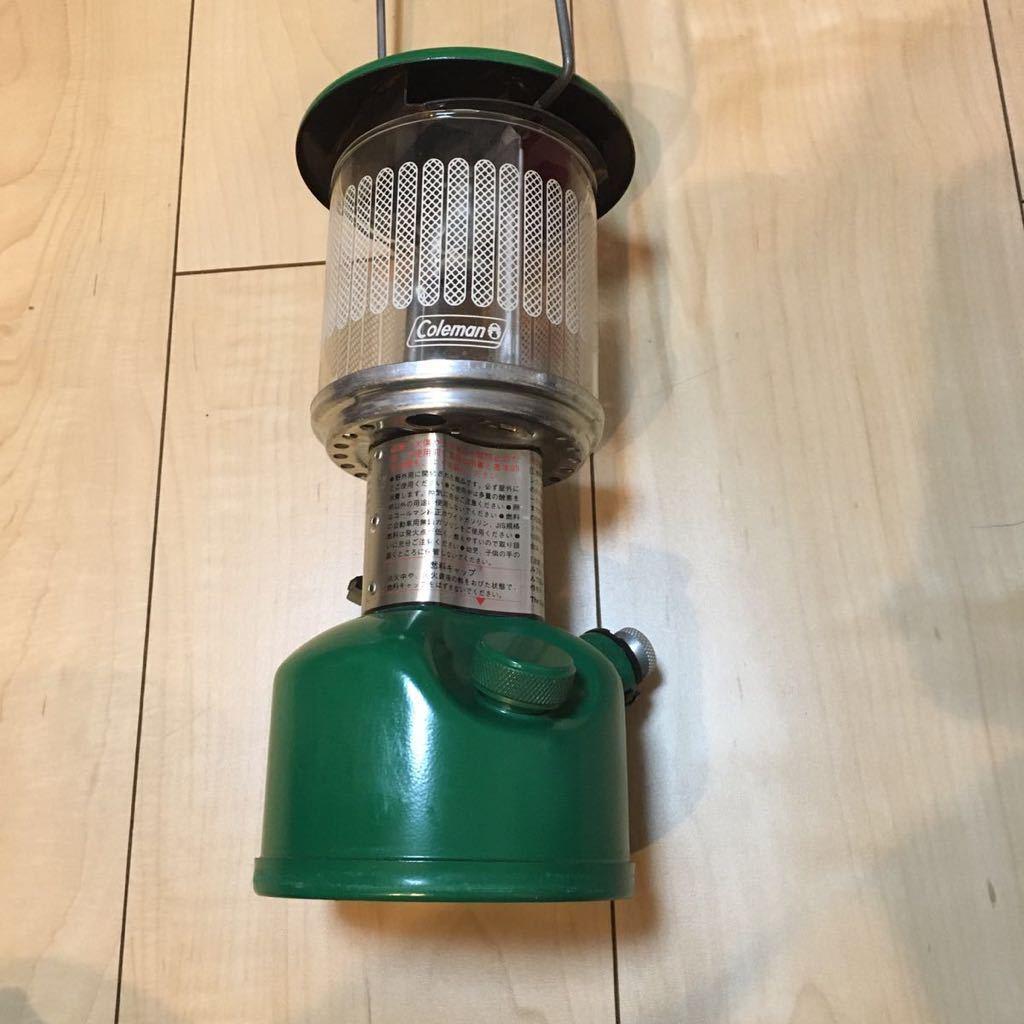 Coleman コールマン ホワイトガソリン コールマンランタン Coleman Ultra light compact lantan Model226A