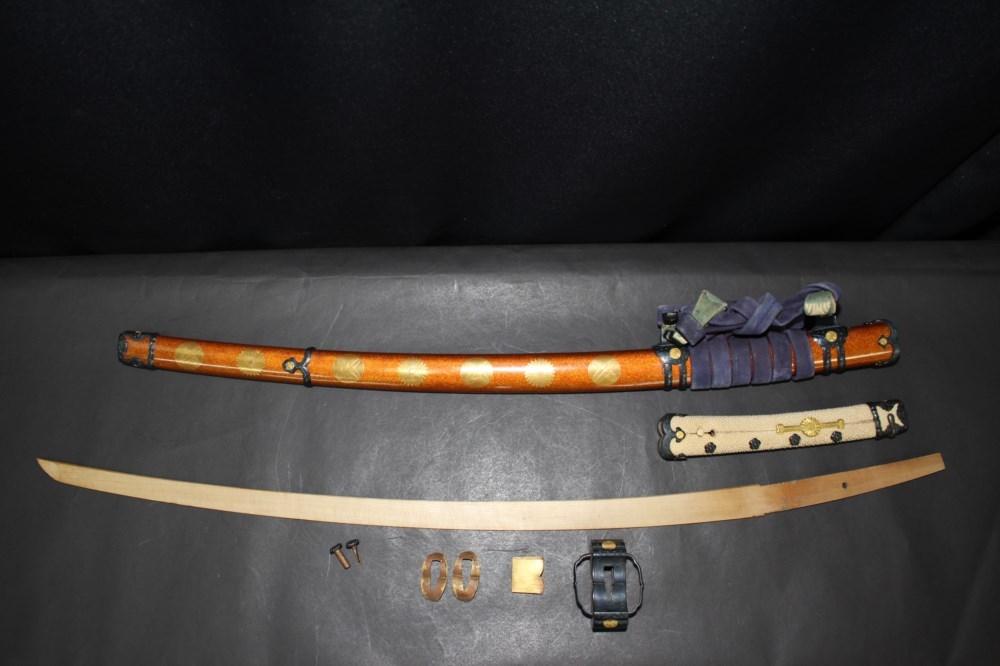 (AN-49)衛府太刀拵◆幕末_画像10