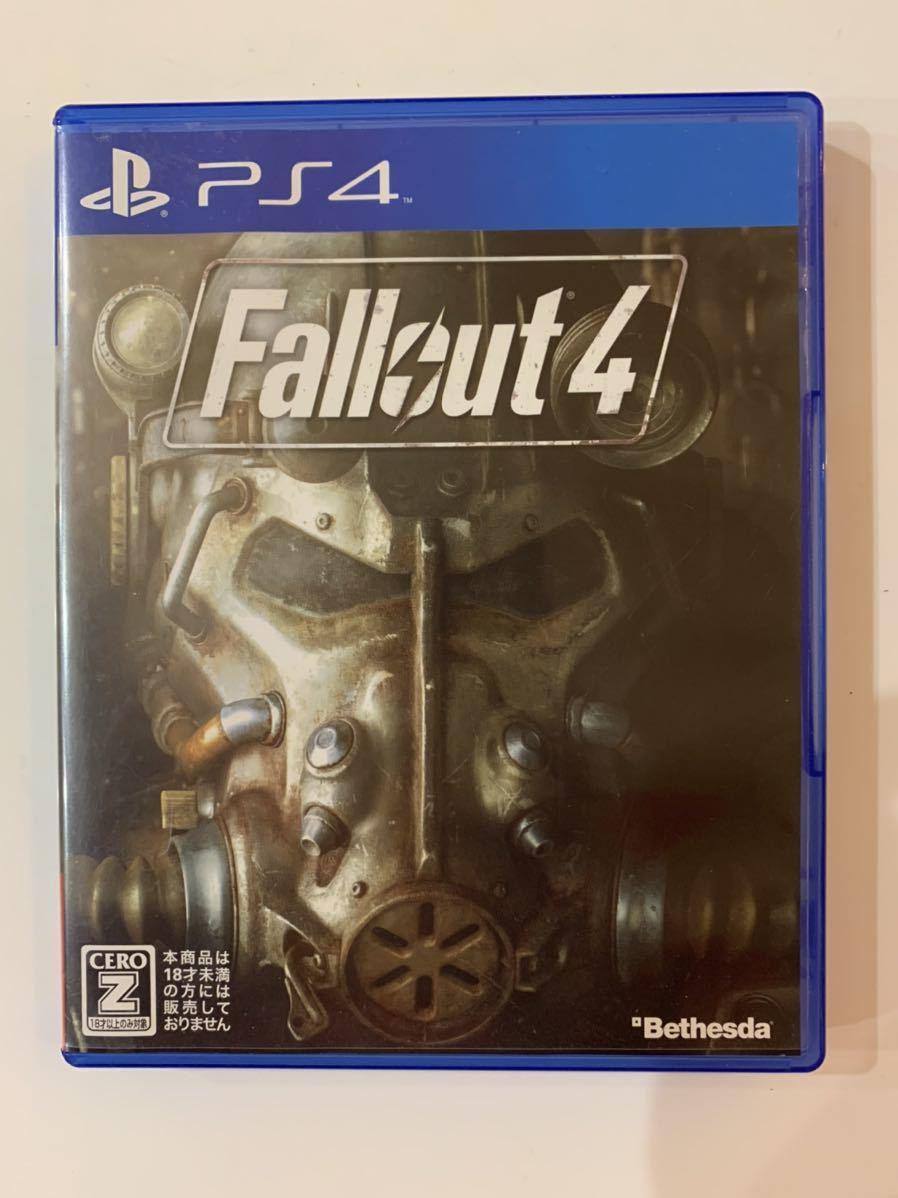 PS4ソフト フォールアウト4