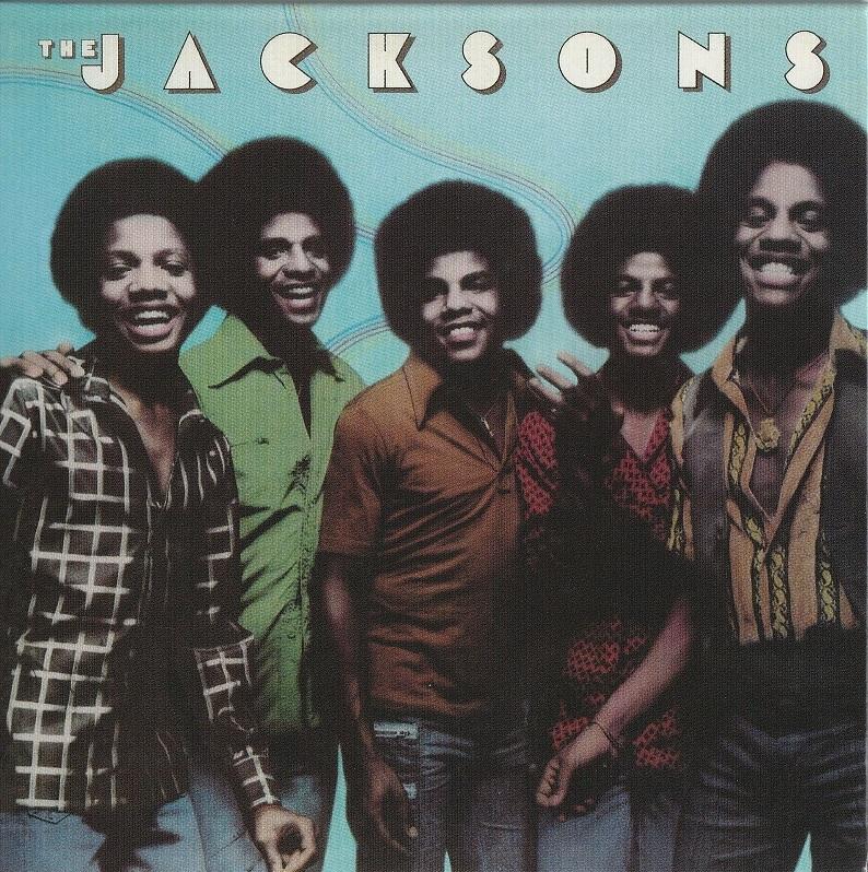 【中古・紙ジャケ・美品】The Jacksons / 僕はゴキゲン (国内盤・帯付き, デジタル・リマスター, 完全生産限定盤, 1976年作品)_画像1