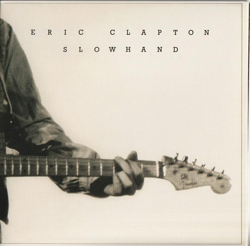 【中古・紙ジャケ・美品】Eric Claption / Slowhand (国内盤・帯付き, デジタル・リマスター, 初回生産限定, 1977年作品)_画像1