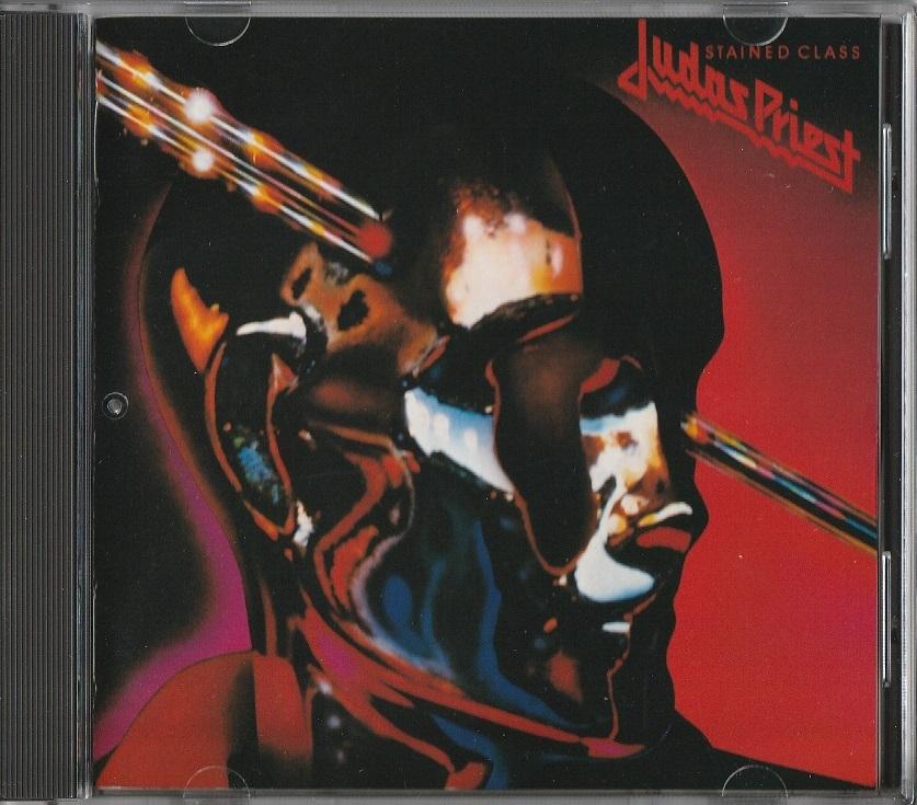 【中古】Judas Priest / Stained Class (国内盤, 盤質良好, 1978年作品) #Rob Halford, K.K. Downing, Glenn Tipton, Ian Hill, Les Binks_画像1