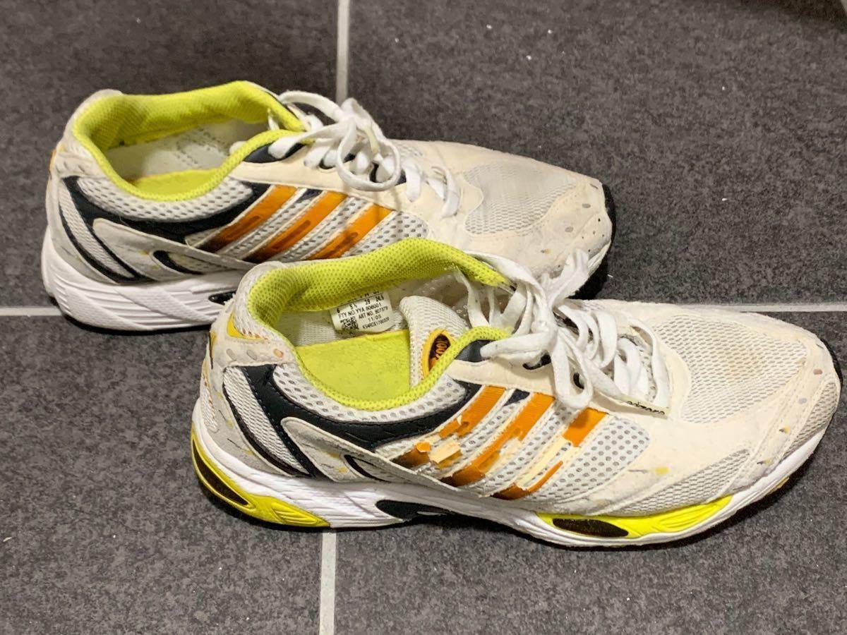 アディダス adidas ランニングシューズ 24.5