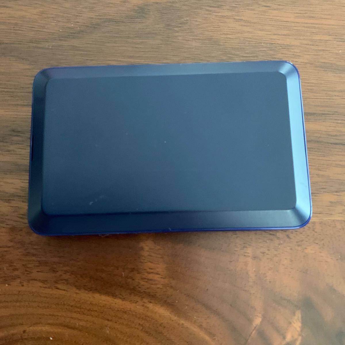UQ WiMAX モバイルルーター WX03 WiMAX2