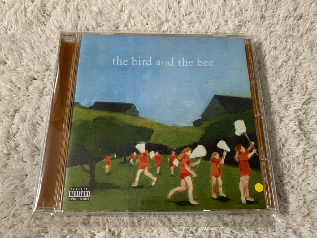 The Bird And The Bee ザ・バード&ザ・ビー AGAIN&AGAIN 輸入盤 CD 送料無料