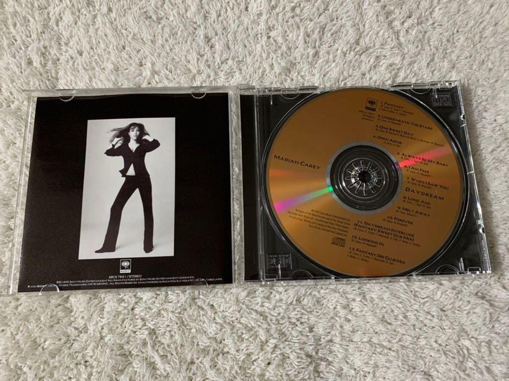美品 マライア・キャリー デイドリーム Mariah Carey DAYDREAM 国内盤 帯付き CD 送料無料