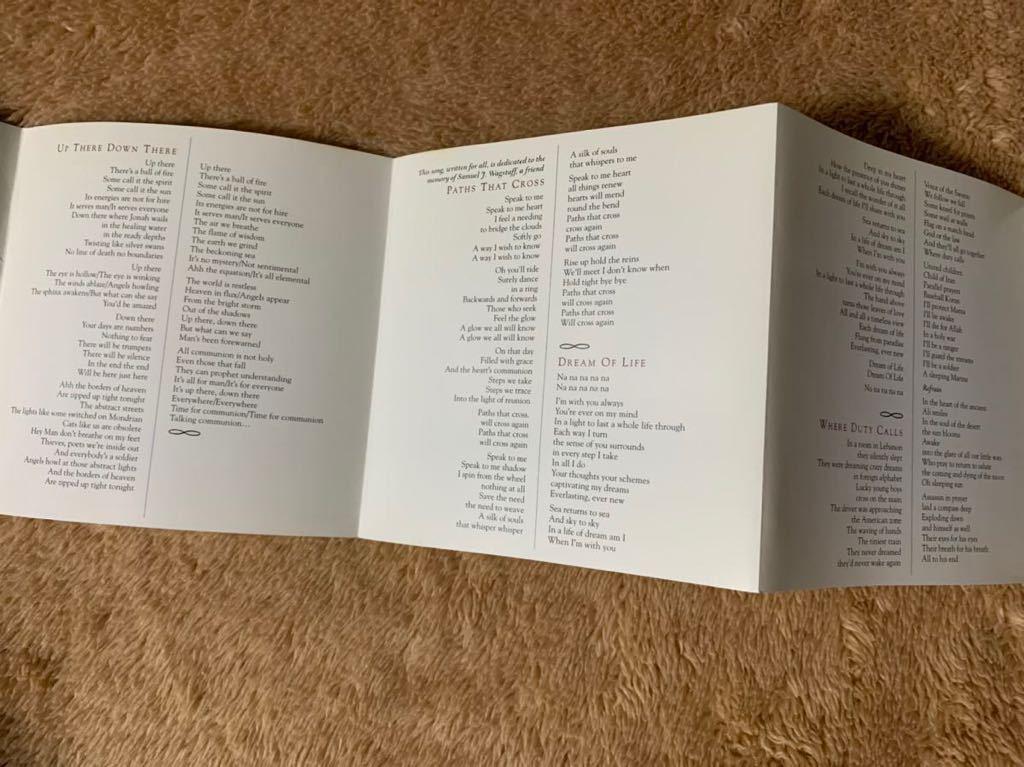 パティ・スミス ドリーム・オブ・ライフ リマスター Patti Smith DREAM OF LIFE 国内盤 帯付き CD 送料無料