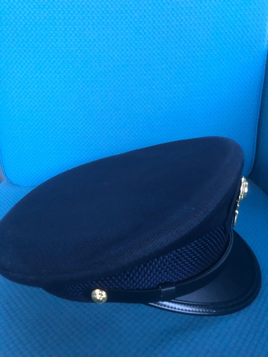 鉄道帽子 58