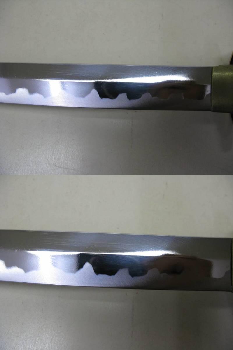 日本刀 模造刀 脇差 美品_画像6