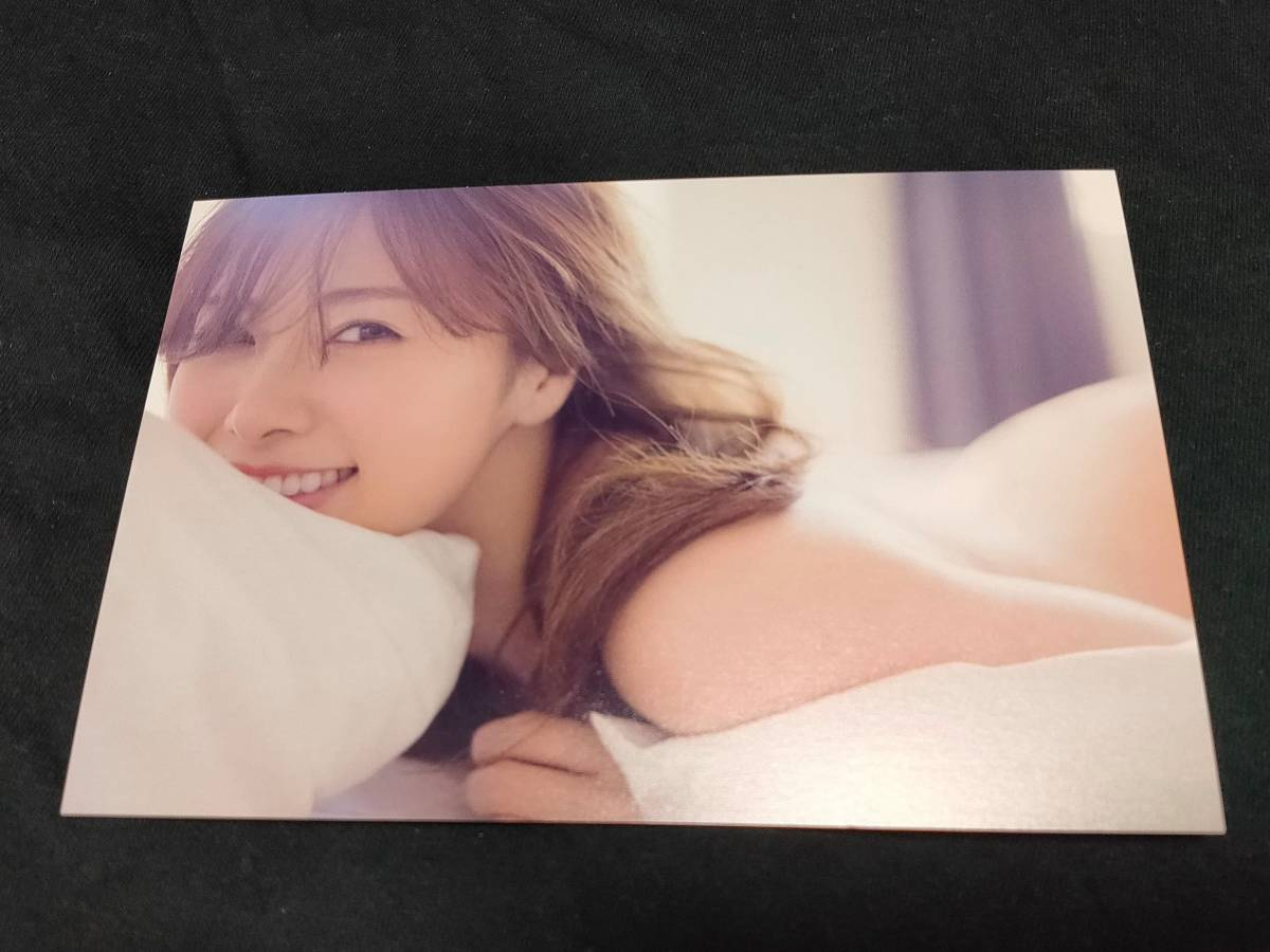 1円スタート 白石麻衣 乃木坂46 ポストカード ①_画像1
