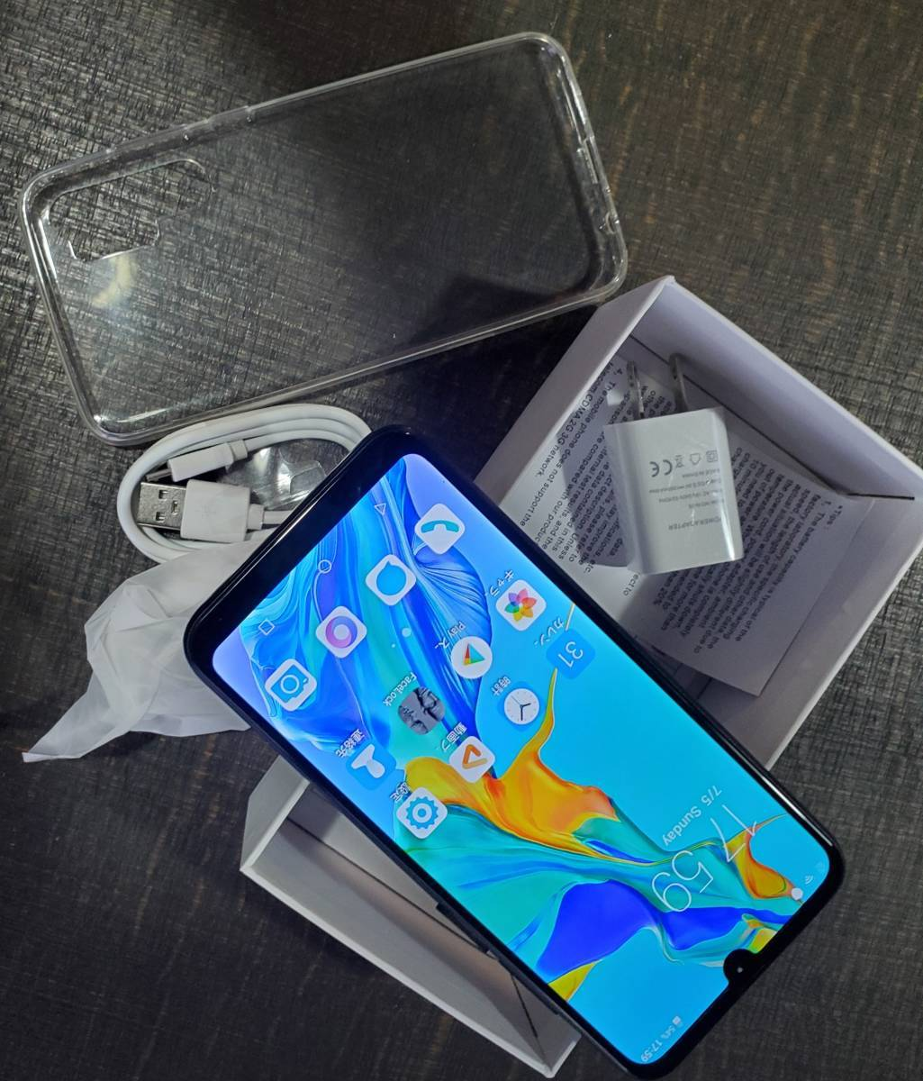 P30Proスマートフォン_画像1