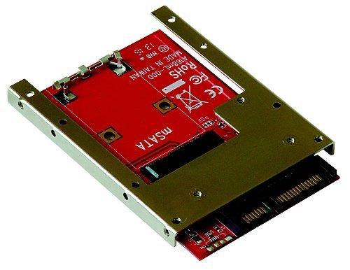 玄人志向 セレクトシリーズ mSATA SSD SATA変換アダプター KRHK-MSATA/S7_画像3