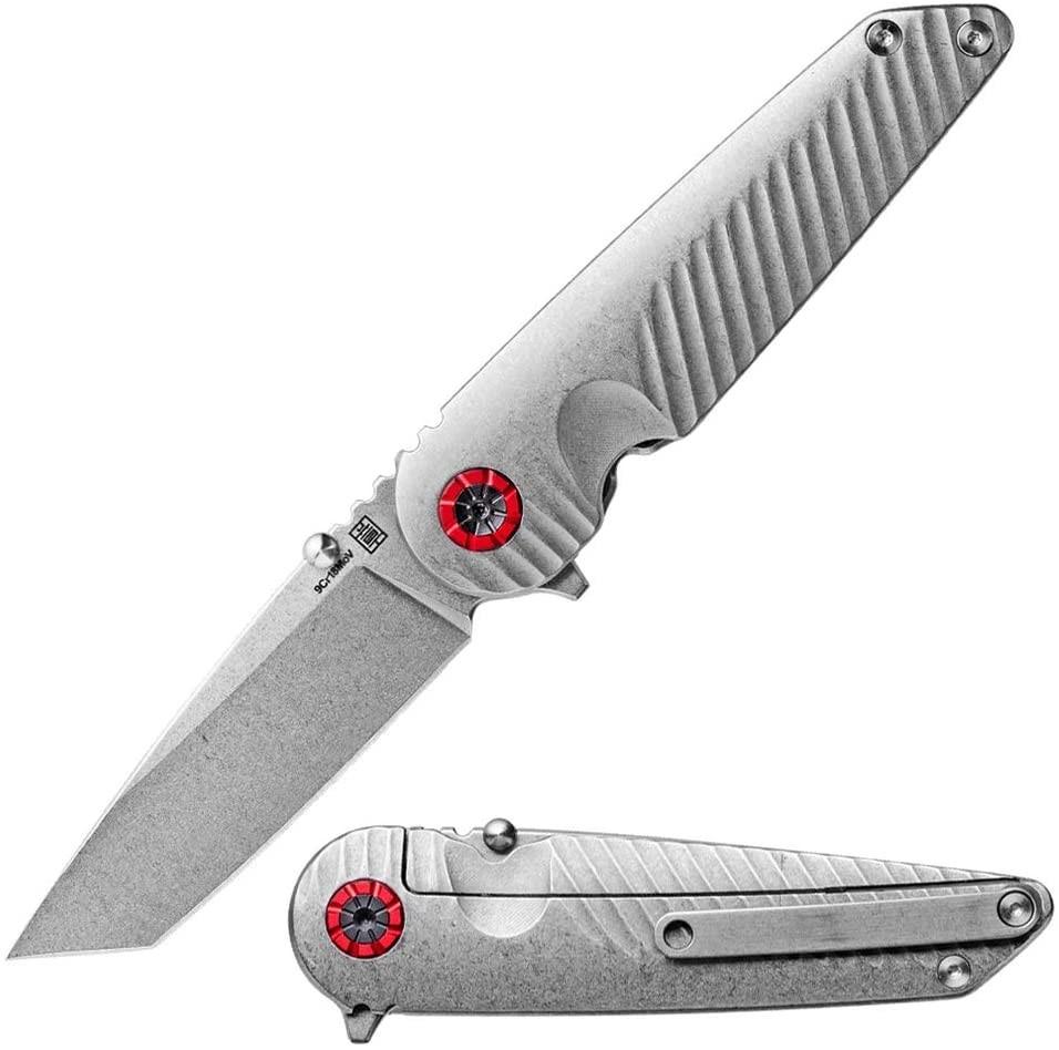 ③フォールディングナイフ アウトドア 折りたたみナイフ ナイフ