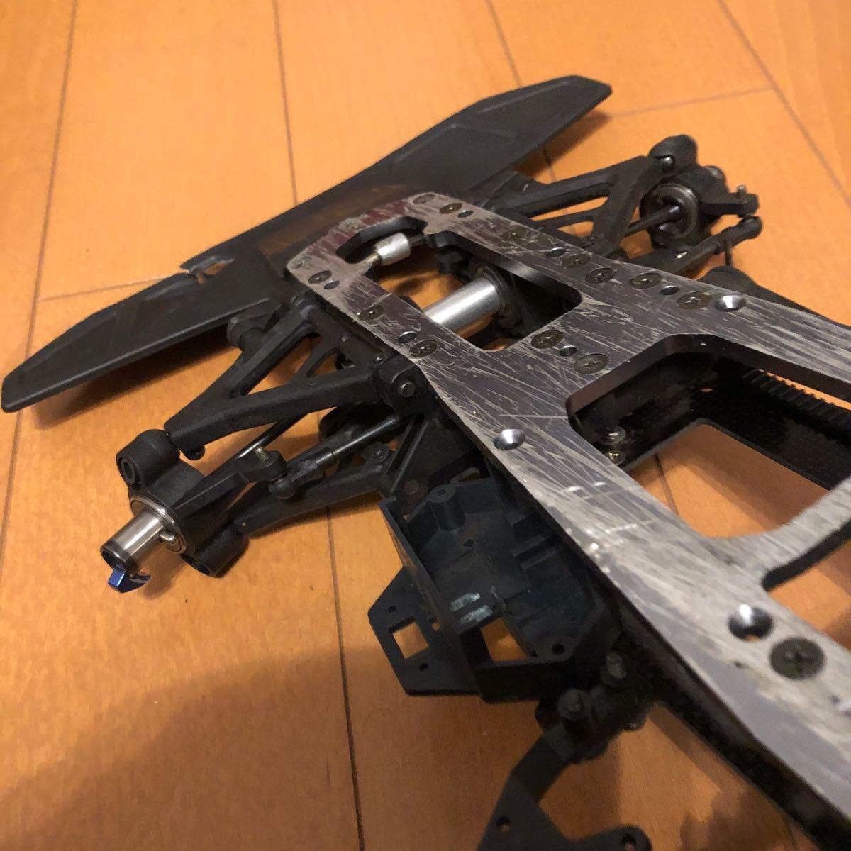 京商 ラジコン エンジンカー  シャーシ
