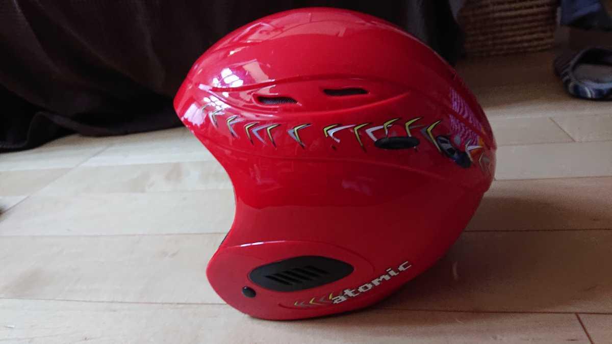 アトミック スキー ヘルメット ジュニア_画像1