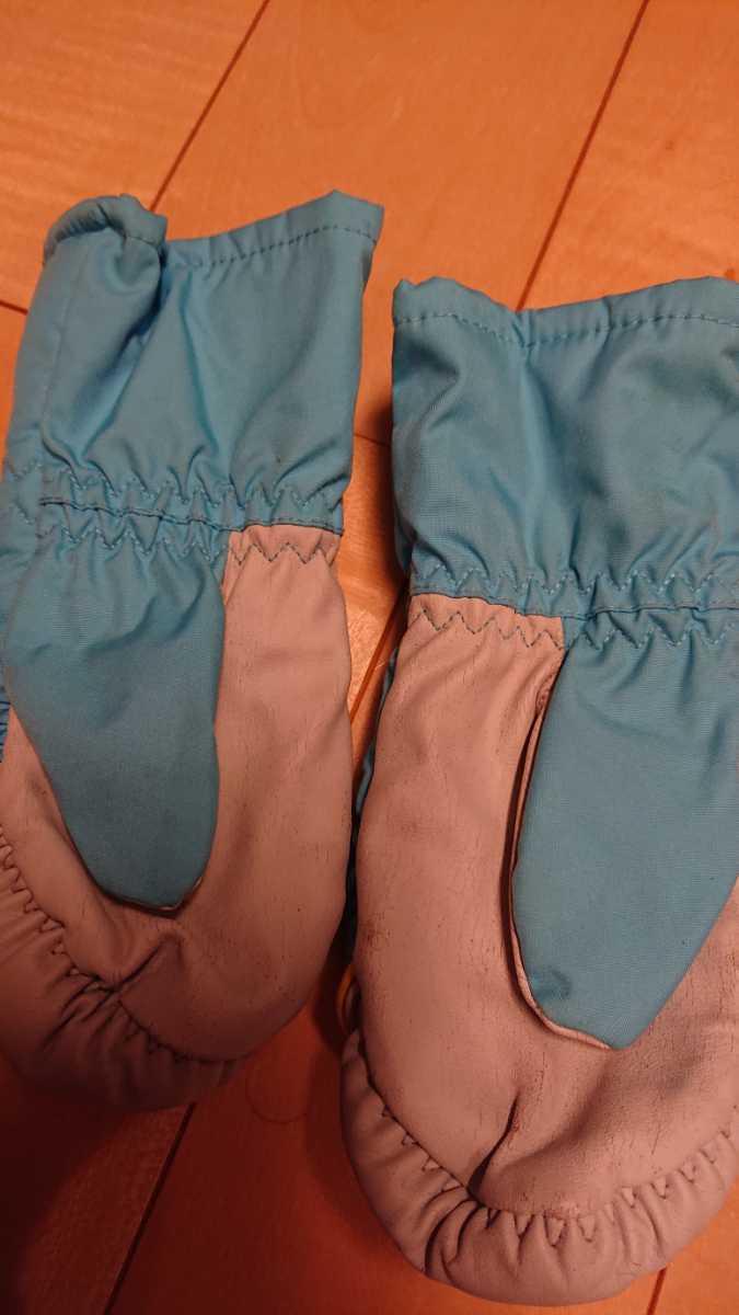 SLQ スキー グローブ 手袋 120㎝_画像2