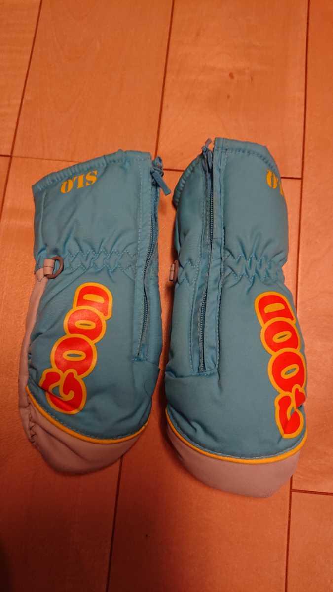 SLQ スキー グローブ 手袋 120㎝_画像1