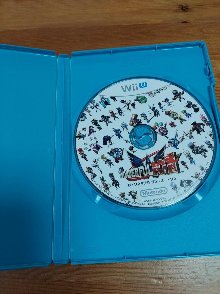 Wiiu ザ ワンダフルワン オー ワン