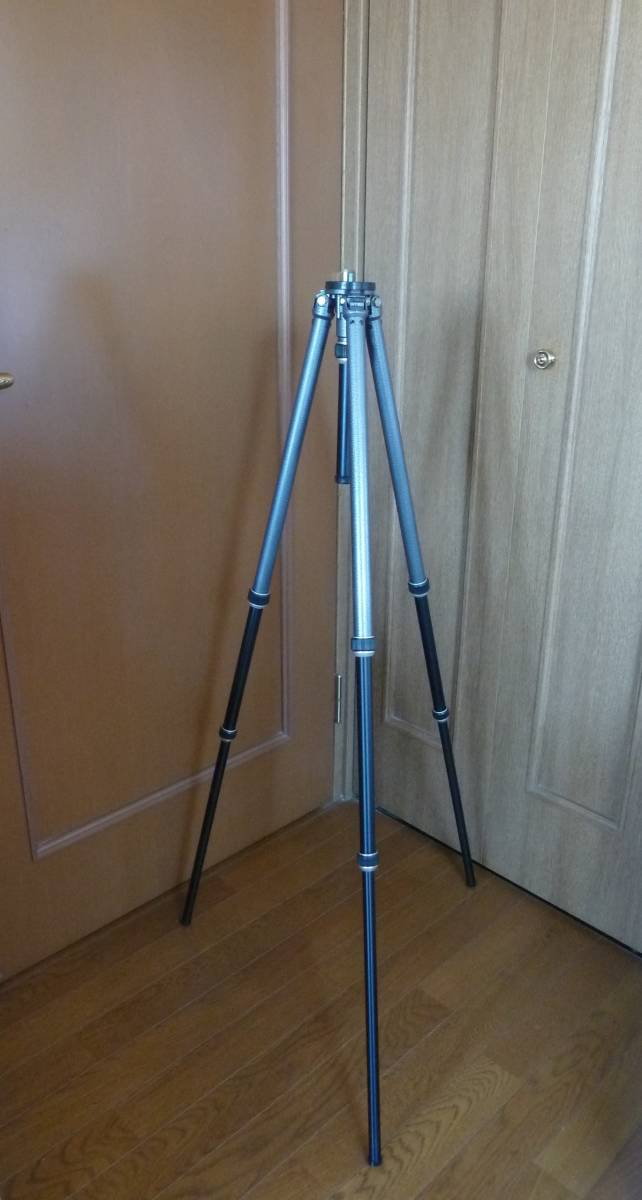 ジッツオ(GITZO) 1型三脚・G120・中古並品_画像6