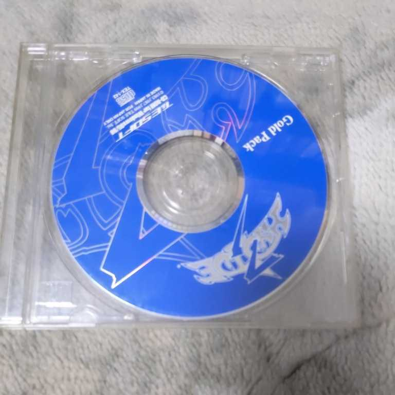 T&E soft hyde ride 3 Gold pack for Windows95 HYDLIDE3 Gold Pack operation verification settled