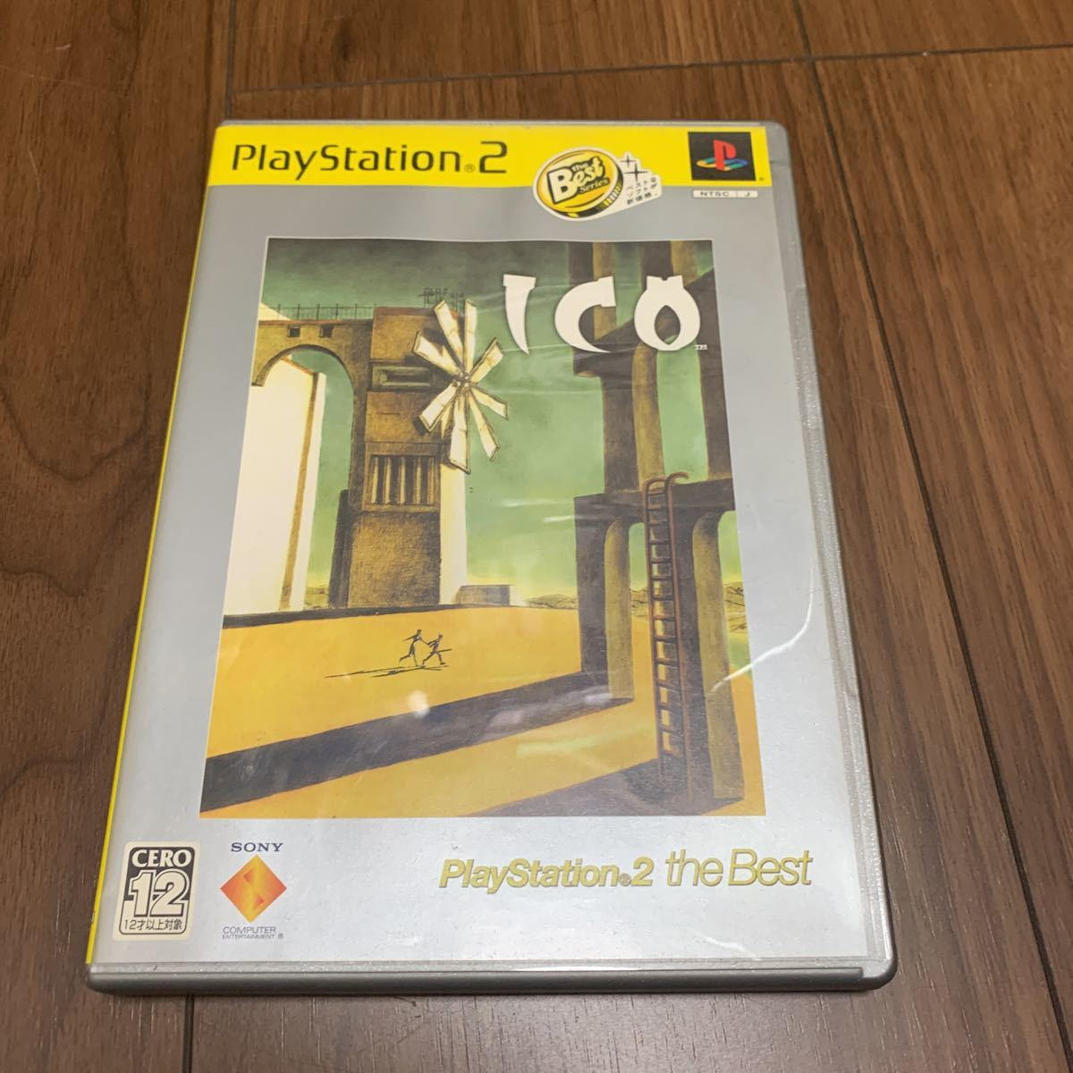 ICO PS2 プレイステーション2 PlayStation 2 the Best 送料無料