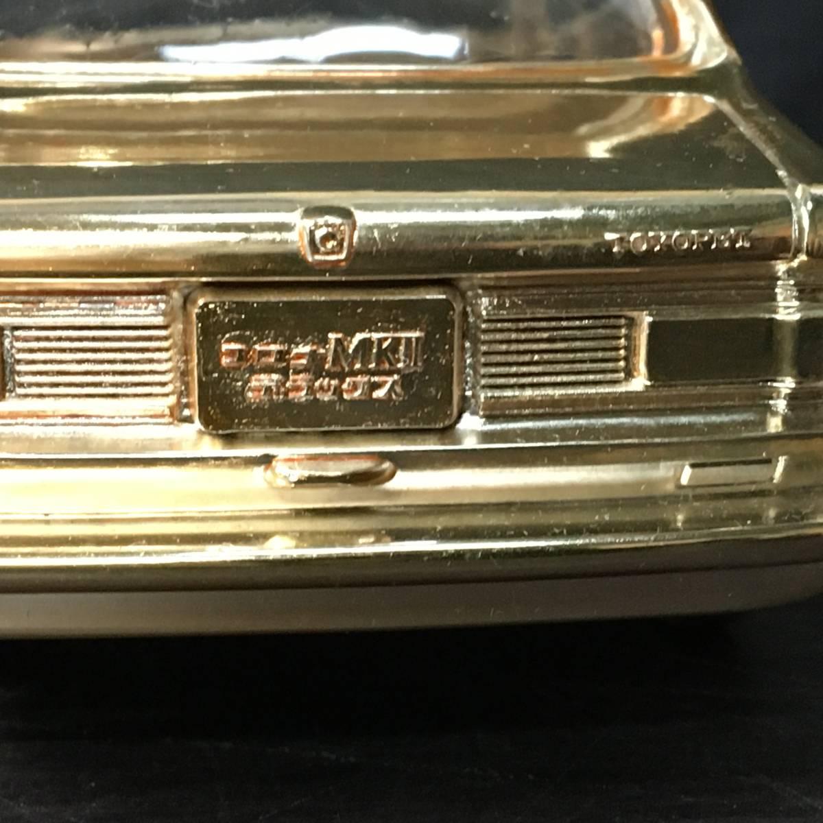 昭和レトロ 初代 トヨペット コロナ マークⅡ シガレットケース デッドストック品_画像10