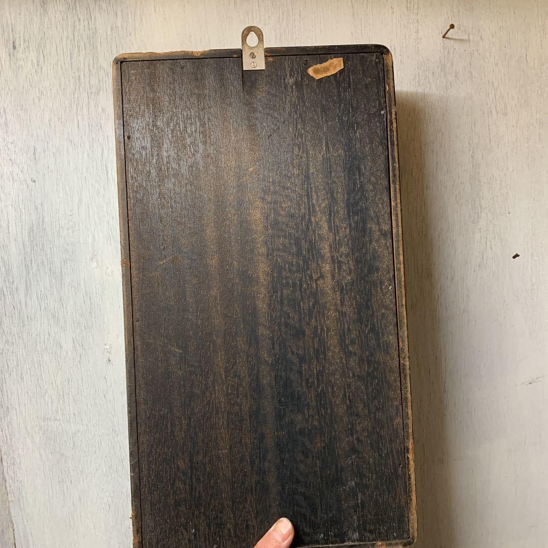Meiji アンティーク 掛け時計 無音 ムーブメント交換済 柱時計をリメイク_画像6