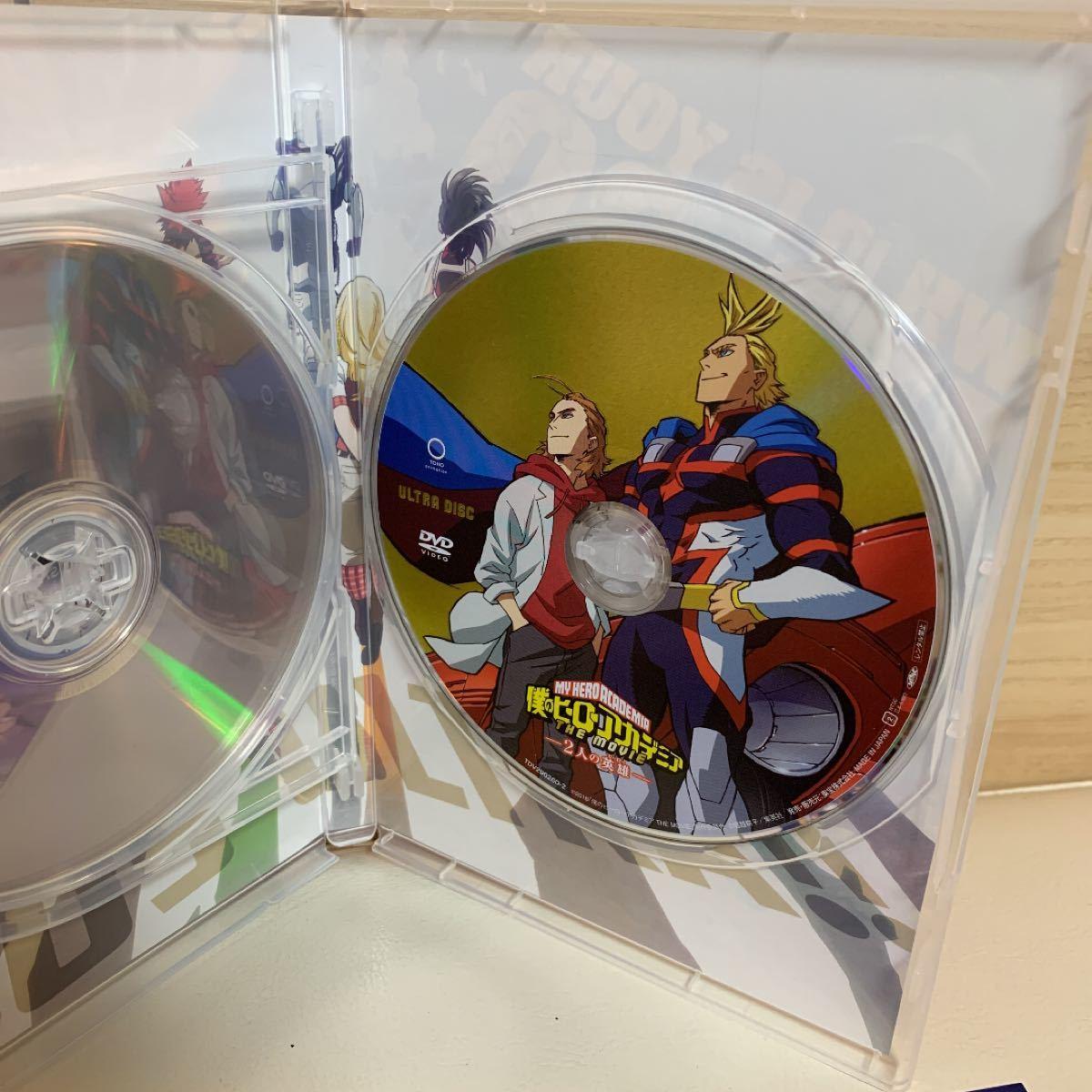 【映画】僕のヒーローアカデミア DVD