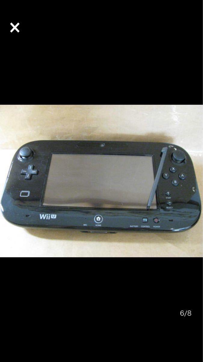 ゲーム機/NINTENDO Wii U WUP-101(01) WUP-010