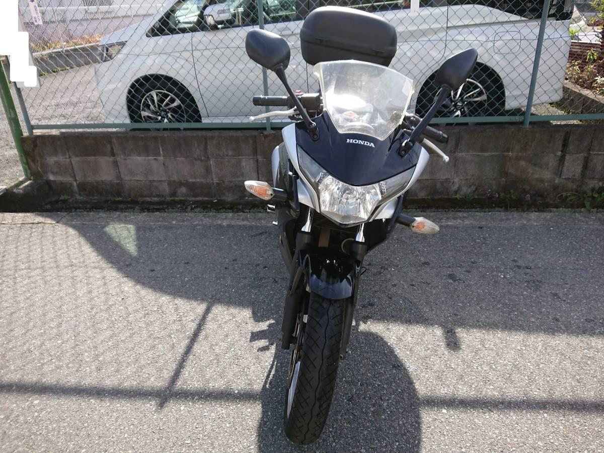 「ホンダ CBR250R MC41 ブラック/シルバー」の画像2
