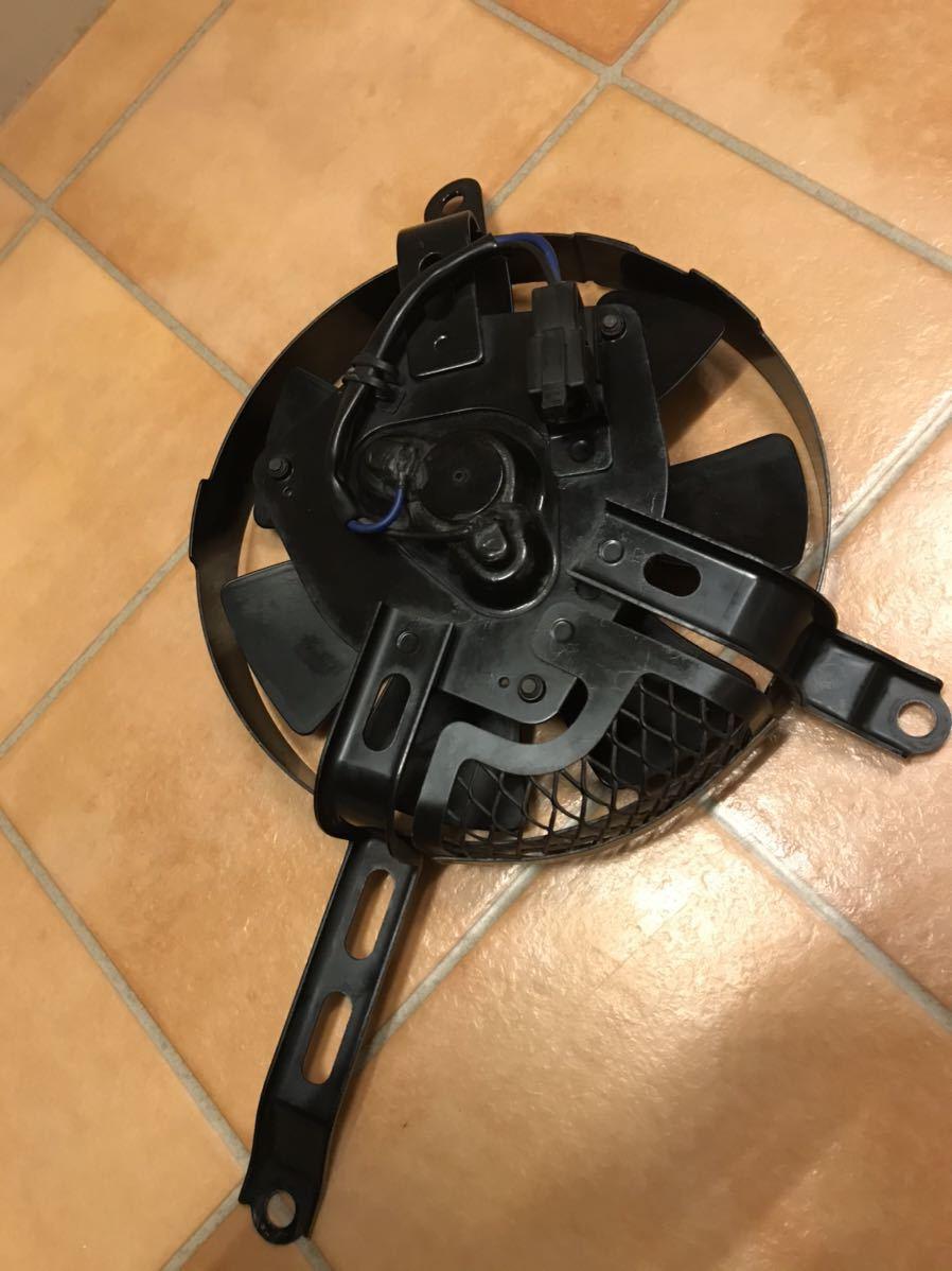 ラジエーターファン GT75A GSX-R1000 K3 K4_画像1