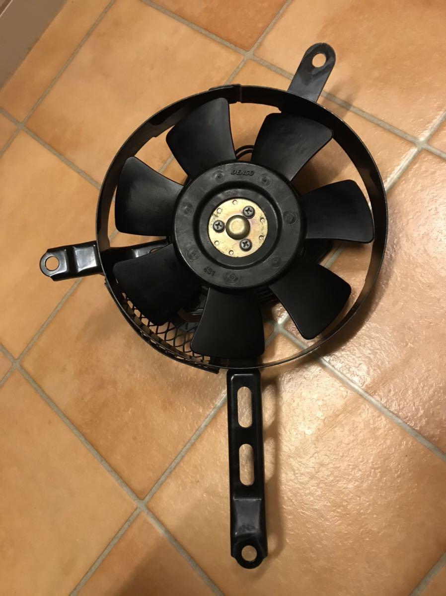 ラジエーターファン GT75A GSX-R1000 K3 K4_画像2